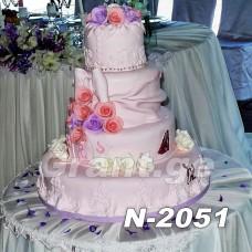 საქორწილო ტორტი 2051