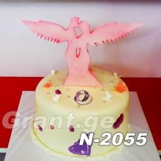 საქორწილო ტორტი 2055