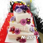 საქორწილო ტორტი 2057