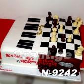 ტორტი პიანინო 9242