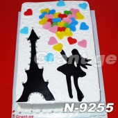 ტორტი LOVE 9255