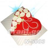 გულის ტორტი 5003