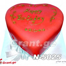 გულის ტორტი 5025