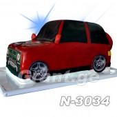 მანქანა ტორტი 3034