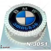 ტორტი BMW 3051