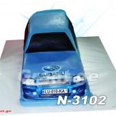მანქანა სუბარუ 3102