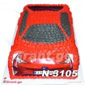 მანქანა ტორტი Toyota 3105