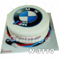 ტორტი BMW 3110