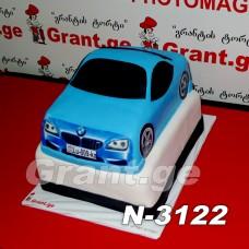 ტორტი BMW 3122