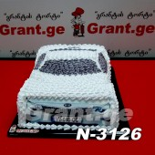 მანქანა ტორტი 3126