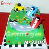 ტორტი F1 3200