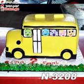 ტორტი ავტობუსი 3208