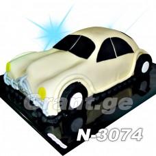 მანქანა ტორტი 3074