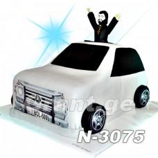 მანქანა ტორტი მამაოსთან 3075
