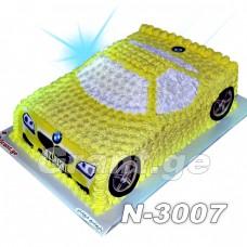 ტორტი BMW 3007