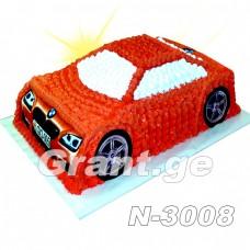 ტორტი BMW 3008