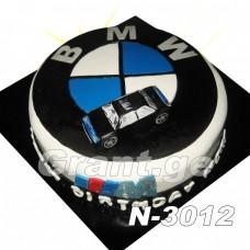 ტორტი BMW M3 3012