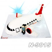 ტორტი თვითმფრინავი 9015