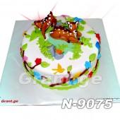 ტორტი ნუკრი 9075