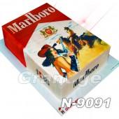 ტორტი მალბორო 9091