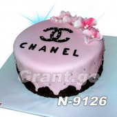 ტორტი CHANEL 9126