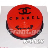 ტორტი CHANEL 9128