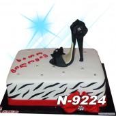 ტორტი ფეხსაცმელი 9224