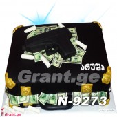 ტორტი ფული 9273