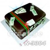ტორტი ფული 9304