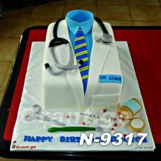 ტორტი ექიმი 9317