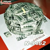 ტორტი ფული 9462