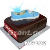 ტორტი ფეხსაცმელი 9196