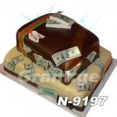 ტორტი ფული 9197