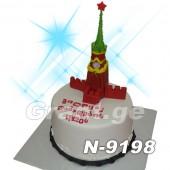 ტორტი კრემლი 9198