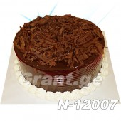 შოკოლადის ტორტი 12007