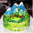 ტორტი მთები 12056