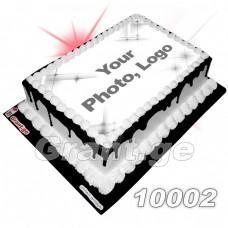 ფოტო ტორტი 10002