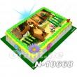 მაშა და დათვი ფოტო ტორტი 10668