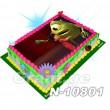 მონსტრების კორპორაცია ფოტო ტორტი 10801