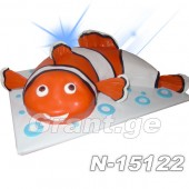 ტორტი თევზი ნემო 15122