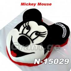 ტორტი მიკი მაუსი 15029
