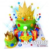 ტორტი მეფე 15086