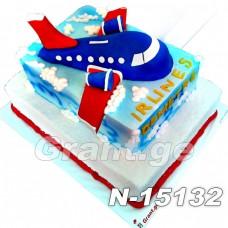ტორტი თვითმფრინავი 15132