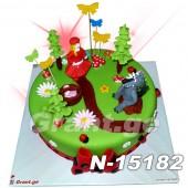 ტორტი წითელქუდა 15182