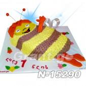 ტორტი ფუტკარი 15290