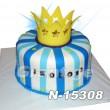 ტორტი მეფე 15308