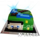 ტორტი მაინკრაფტი Minecraft 15799