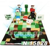 ტორტი მაინკრაფტი Minecraft 15828