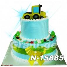 ტორტი ტრაქტორი 15885