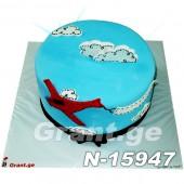 ტორტი თვითმფრინავი 15947